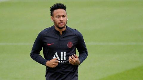 NY KLUBB INN I KAMPEN: Juventus skal nå være med i kampen om å signere Neymar, ifølge spansk avis.