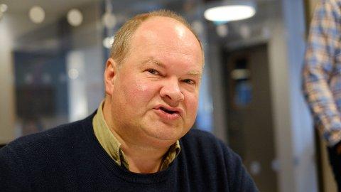 Listetopp for «Folkeaksjonen nei til mer bompenger» i Bergen, Trym H. Aafløy, rister på hodet over konflikten i Oslo.