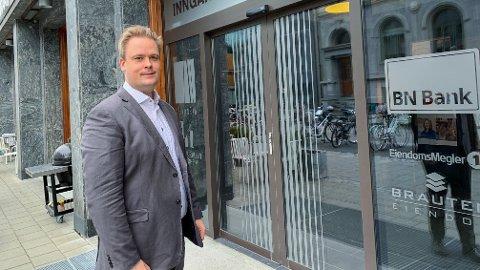 LOJALE KUNDER TAPER: Den ferske avtalen mellom Sparebank 1 og LO er nok et bevis på at norske banker tar for dårlig vare på egne kunder, mener Endre Jo Reite, direktør for privatmarked i BN Bank.