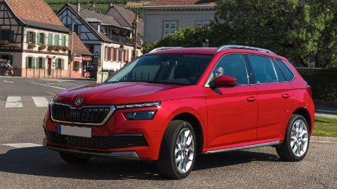 Kamiq blir tredje SUV/crossover fra Skoda, den kommer til Norge på nyåret.