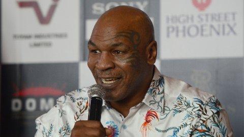 FÅR STØTTE: Mike Tyson har uttalt seg om Conor McGregor og mener iren fortjener en ny sjanse.