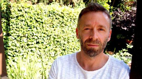 PRODUSENT: Norske Andre Lindal har bodd i Los Angeles i en årrekke.