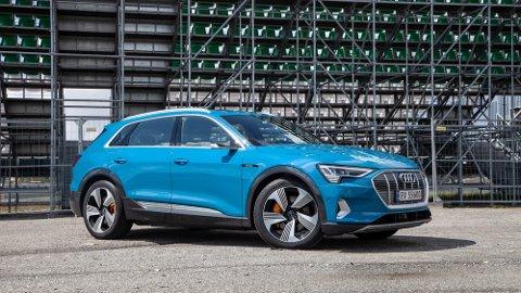 Audi lanserer nå en ny utgave av e-Tron med mindre batteri og langt lavere pris.