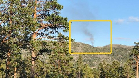 HELIKOPTERSTYRT: Hovedredningssentralen Nord-Norge fikk lørdag melding om at et helikopter hadde styrtet vest for Alta. Alle om bord omkom.