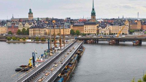Stockholm innfører restriksjoner for dieselbiler. Like over nyttår trer de i kraft.