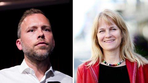 SV-leder Audun Lysbakken svarer på tiltale etter at barnehagegründeren Eli Sævareid nylig i et innlegg i Nettavisen skrev at hun var lei av å bli stigmatisert som en «barnehagebaron» eller «pengeflytter» av blant annet Lysbakken.