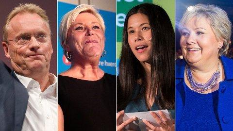 Se direktesendinger fra valgvakene til Arbeiderpartiet, Frp, MDG og Høyre i Oslo på valgkvelden.
