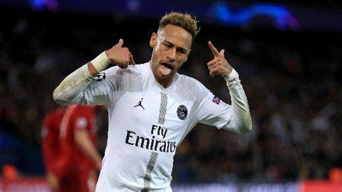 UT: Neymars oppførsel skal ikke ha blitt godt mottatt i Paris.