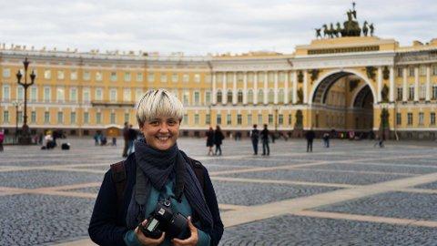Fotografen Mihaela Noroc (34) reiser jorda rundt og tar bilder av kvinner.