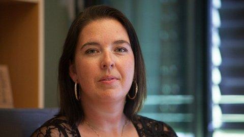 UNDERKJENT: - Valgstyret i Evenes kommune anbefaler at kommunevalget ikke godkjennes, sier ordfører Sisilja Viksund (H).