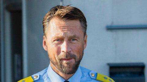 Steven Hasseldal har vært politimester i Øst politidistrikt.