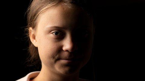 KJEMPER FOR KLODEN: Den unge, svenske miljøaktivisten Greta Thunberg har blitt et globalt fenomen.