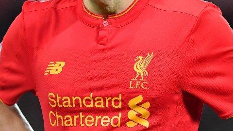 HØYESTERETT: New Balance vil gå til sak mot Liverpool.