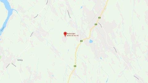 KRITISK: En MC-fører er kritisk skadd etter en ulykke på crossbanen ved Rudskogen Motorsenter.
