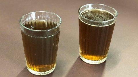 IKKE SÅ LETT: Du betaler kun sukkeravgift på en av disse, og det er ikke på drikken som faktisk inneholder sukker. Mens det er sukkeravgift også på sukkerfrie leskedrikker som selges på flaske, er det ikke sukkeravgift på leskedrikk som selges i pulverform.