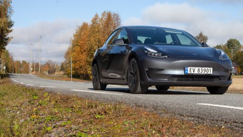 Model 3 har nå kommet i sin billigversjon, med navn Standard Range Plus.