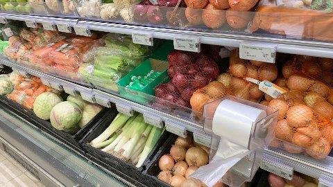 OMDØMMETOPP: Butikkjeden Coop kommer på topp i Ipsos' ferske omdømmemåling.