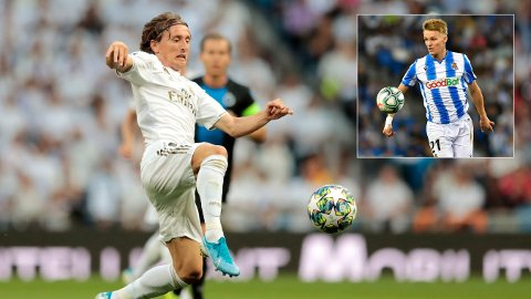 - BEDRE: En av Spanias mest anerkjente fotballeksperter mener at Martin Ødegaard er bedre enn Luka Modric per dags dato.