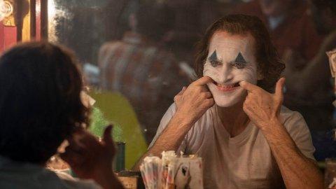 Joaquin Phoenix som Joker.