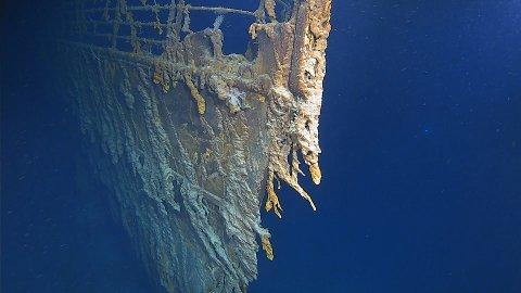 TRAGEDIE: Titanic-forliset var en stor tragedie. Et hittil ukjent telegram kaster nå nytt lys over skjebnen til en av de store syndebukkene etter tragedien.