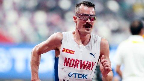 OPERERT: Henrik Ingebrigtsen hadde vært plaget av en tåskade i lang tid.