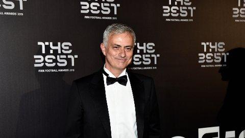 PÅ VEI TILBAKE: Jose Mourinho kan være tilbake i Premier League-manesjen.
