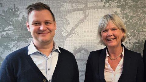 FOLKA BAK SUKSESSBEHANDLINGEN: Bjarne Hansen og Gerd Kvale, begge psykolog og professor ved yrke, står bak behandlingsformatet som får hele verden til å se til Norge.