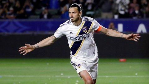 CIAO, ITALIA: Napoli er klare til å tilby Zlatan Ibrahimovic en vei tilbake til Italia.