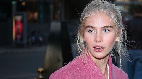 NY JOBB: I november debuterer Amalie Snøløs som programleder i Discovery sin nye FIFA-satsing.