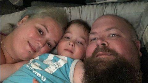 Da sønnen Loke ble født ble Håvard Slupstad deprimert. Han, og samboeren Ann, ønsker mer åpenhet rundt fars fødselsdepresjoner.