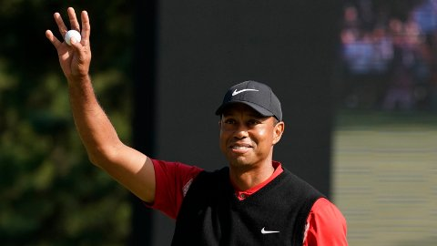 SEIER: Tiger Woods tok sin 82 PGA-tittel denne helgen.