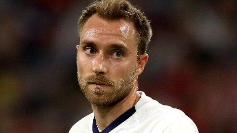 SKUFFENDE: Christian Eriksen høster mye kritikk for sin innsats i Tottenham-drakten denne sesongen.