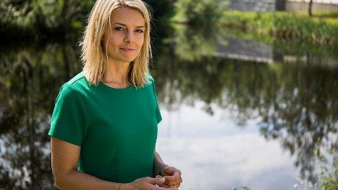 Charlotte Flø Haanes.