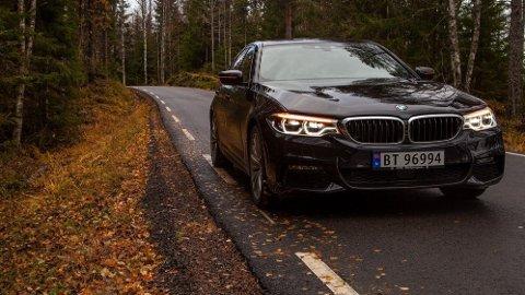 BMW har oppgradert sin ladbare hybrid 530e, og den har fått to veldig kjærkomne endringer.