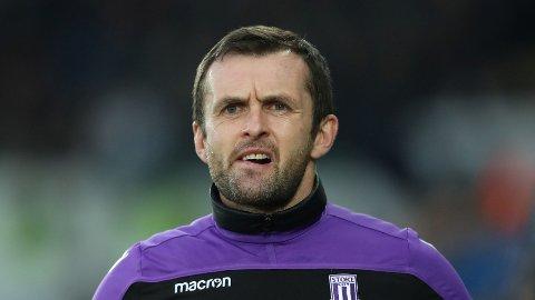 SPARKEN: Nathan Jones har fått sparken som Stoke-manager.