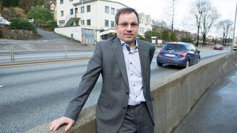 TJENER GODT: Trond Juvik, sjef for bompengekjempen Ferde, tjente 4,4 millioner kroner i fjor.