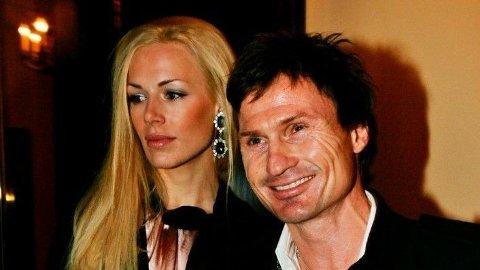 2006: Her er Petter Stordalen og Gunhild Melhus (senere Stordalen) avbildet under åpningen av restauranten Annen Etage på Continental i Oslo i 2006.