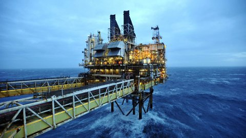 IKKE OVER: Det fins fortsatt olje langs norskekysten, og nå har ConocoPhilips gjort et nytt funn i Nordsjøen.