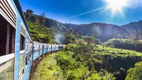 TOGFERIE: Reis på ferie med tog, så får du nye opplevelser hele veien.
