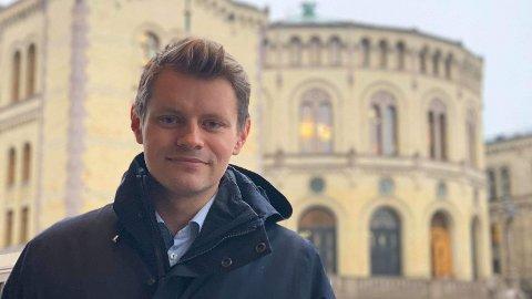 KRAV: Høyre, Frp, Venstre og KrF er enig om et forslag som gir tydelig krav til regjeringen om å prioritere operative politistyrker.