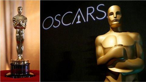 STOR STATUS: Oscar-statuetten er den mest ettertraktede prisen i filmverden, og for mange legges det ned mye tid og penger for å sikre seg den.