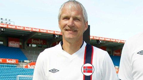 FERDIG I RBK: Hallvar Thoresen er ikke lenger sjefsspeider i Rosenborg.