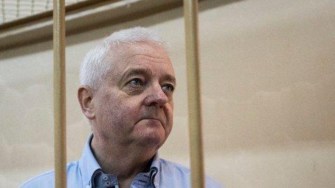 FRI: Frode Berg er overlevert til norske myndigheter i Litauen, og vil snart reise tilbake til Norge.