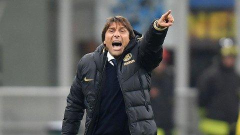 MOTTOK BREV: Antonio Conte skal ha blitt tilsendt trusselbrev.