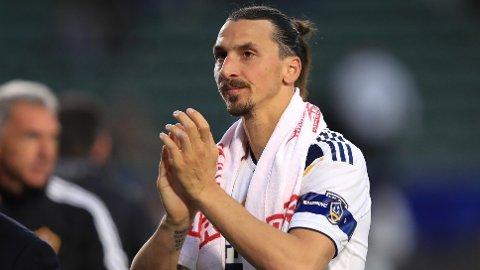 FRI: Zlatan Ibrahimovic har ikke signert for en ny klubb enda.