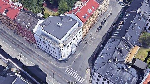 Moskeen Tawfiiq Islamsk Senter ligger i Åkebergveien på Grønland i Oslo.