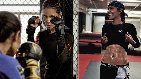 Halle Berry har skadet seg i forbindelse med innspillingen til MMA-filmen «Bruised»