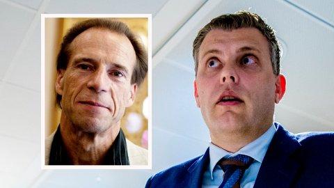 KREVER TILTAK: Stortingsrepresentant Jan Bøhler (Ap) ber justisminister Jøran Kallmyr (Frp) om fotlenke som et virkemiddel for å holde gjengangere unna definerte områder i Oslo.