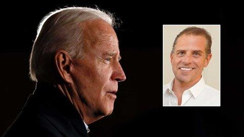 Den oppsiktsvekkende nyheten om at Hunter Biden skal være far til barnet til 28 år gamle Lunden Alexis Roberts, kom bare noen timer før faren Joe Biden skulle delta på demokratenes TV-debatt onsdag kveld.