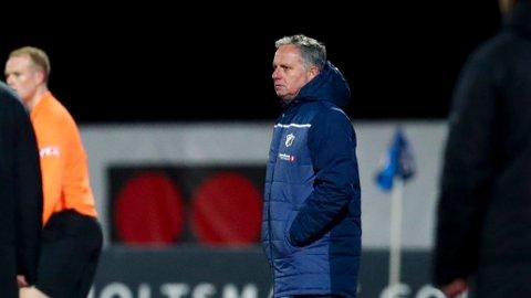 I FORM: Stabæk-trener Jan Jönsson fikk se Stabæk ta nye poeng i kampen mot Mjøndalen. Nå har ikke bærumslaget tapt på sju kamper.
